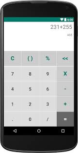 android gui designer simple android calculator app xml ui design viral android