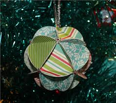 project center cricut ornament contest entry