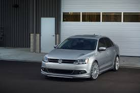 volkswagen jetta white 2011 h u0026r puts a little backbone into the new 2011 vw jetta vi