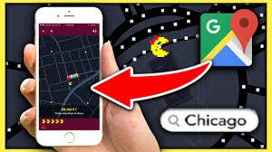 Maps Chicago Google by Ms Pac Man On Google Maps Google Maps April Fools U0027 Prank 2017