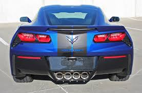 08 chevy corvette 2014 2018 chevy corvette c7 rally racing stripe bumper to bumper