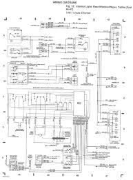 1996 toyota 4 runner wiring diagram wiring diagrams schematics