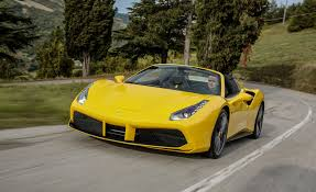 ferrari 488 wallpaper 2016 ferrari 488 spider first drive youtube
