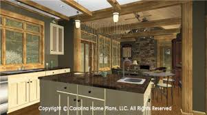 small stone craftsman cottage house plan chp sg 981 ams sq ft