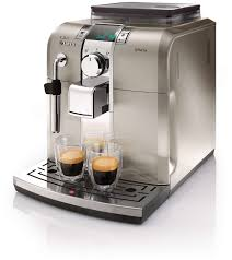 italian espresso maker syntia super automatic espresso machine hd8837 04 saeco
