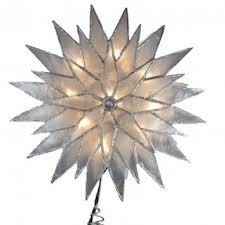 lighted tree topper kurt adler tree topper foter