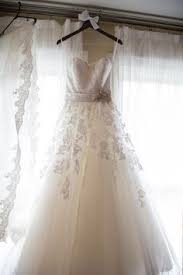 maggie purchased her rivini wedding dress from the white room in