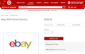 order gift cards 200 ebay gift card available at target ways to save money