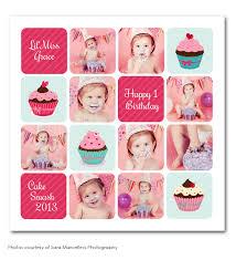 cake smash collage template inspirational portraits pinterest