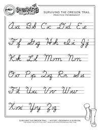 printable navy abc printing sheets flashcards for preschoolers