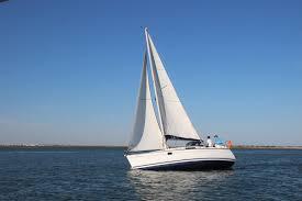 rent a sailing boat in ria formosa en lands