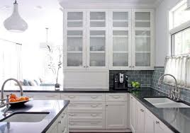 glass kitchen cabinets ideas 20 beautiful kitchen cabinet designs with glass