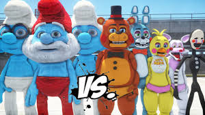 smurfs nights freddy u0027s