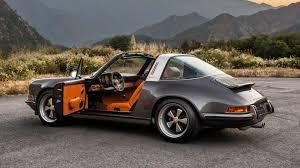 911 porsche restoration exclusive the porsche 911 targa restored by singer autoblog
