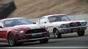 New Muscle Cars - old vs new car pack now available in project cars