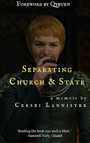Cersei Lannister Meme - game of thrones memes on twitter a memoir by cersei lannister
