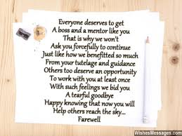 thank you quotes for farewell more information