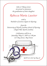 nursing school graduation invitations free printable nursing invitations cap card details