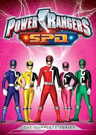 amazon power rangers complete series