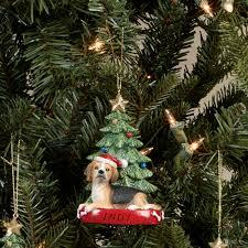 kurt adler breed personalized tree ornament