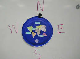 Blank Map Of Continents And Oceans Worksheet by Mrs T U0027s First Grade Class The Continents