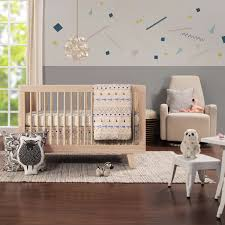 Babyletto Mercer 3 In 1 Convertible Crib With Toddler Rail by Hudson 3 In 1 Convertible Crib By Babyletto Yliving