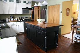 height of kitchen island counter