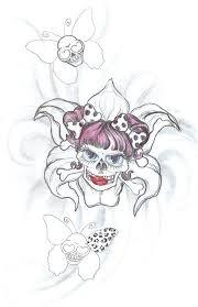 9 best girly skull designs images on design