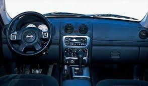 2004 Nissan Xterra Interior 2002 Jeep Liberty Vs 2002 Nissan Xterra Review U0026 Comparison
