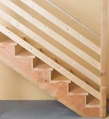 treppe selbst bauen holztreppe selber bauen einfache anleitung und tipps