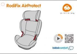 si e auto rodi air protect siege auto bebe confort rodifix 505232 rodifix air protect de bébé