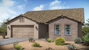 adobe home plans blue horizons the meadows new homes in buckeye az 85326