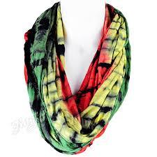 rasta reggae and bob marley scarves
