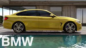the 5 most exciting colours on a bmw 4 series gran coupé youtube