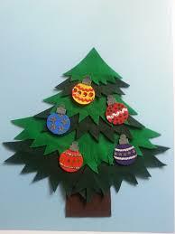 five ornaments felt board magic