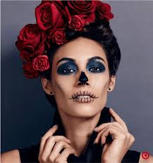 Sugar Skull Halloween Costumes 61 Halloween Costume Inspiration Images