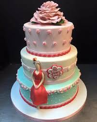 Tropical Theme Birthday Cake - tildy doll birthday 1 jpg