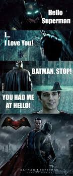Batman Superman Meme - batman vs superman being a geek pinterest batman vs