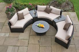 excellent patio inspiring sale furniture design red and brown square