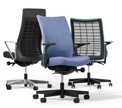 Ergonomic Desk by Furniture Knoll Generation Chairs Knoll Office Chairs