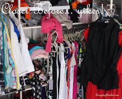 Cleaning Out Your Wardrobe by Starlet Closet Cleaning