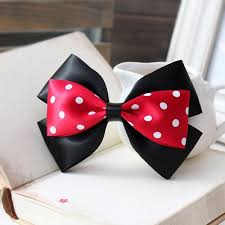 minnie mouse hair bow minnie mouse hair bow minnie mouse hair disney bow mickey