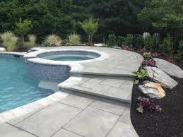 Fractured Earth Concrete Stamp by Fence Company Archive Landscaping Company Nj U0026 Pa Custom Pools