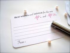 Wedding Wishes And Advice Cards Best Wishes Wedding Cards Wedding Wishes Cards Wishes For The