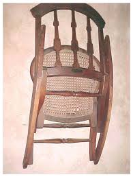 Folding Rocking Chair Invention Of First Folding Rocking Chair In U S