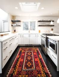 funky kitchens ideas 20 gorgeous exles of wood laminate flooring for your kitchen