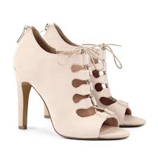 Shoo Qiara beautiful and versatile heels fashion sole clothes