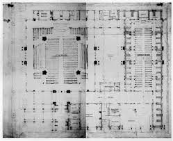 floor plan of first church of christ scientist bernard maybeck