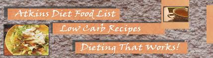 a 14 day atkins diet menu u2013 atkins diet food list