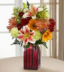 flowers okc count your blessings fall bouquet julianne s floral designs